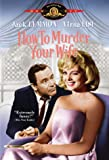 How to Murder Your Wife - movie DVD cover picture