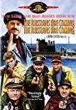 The Russians Are Coming, the Russians Are Coming - movie DVD cover picture