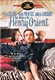 The World of Henry Orient - movie DVD cover picture