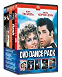 DVD Dance Pack (Saturday Night Fever / Grease / Flashdance / Footloose / Urban Cowboy)