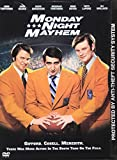 Monday Night Mayhem - movie DVD cover picture