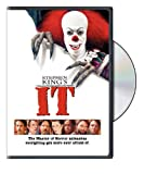 Stephen King's It - movie DVD cover picture