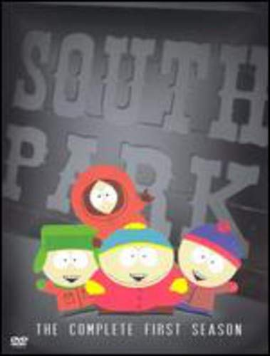 B00006FDCR.01. SCLZZZZZZZ  South Park The Complete First Season (1997) PAL