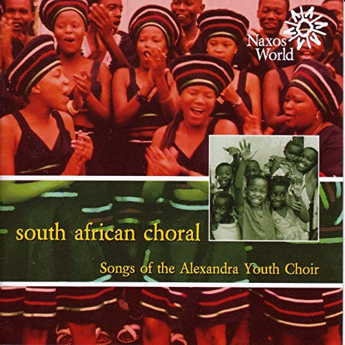 "Featured recording ""South African Choral"""