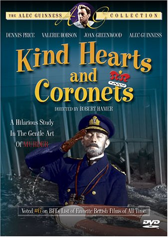 DVD Box: Kind Hearts and Coronets