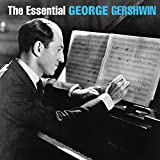 Album cover for Essential George Gershwin / Var