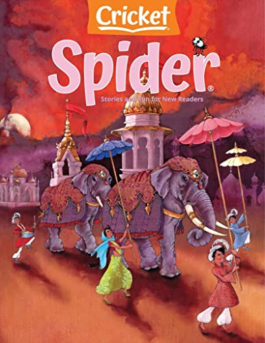 Spider : the magazine for children