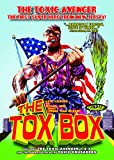 The Tox Box (The Toxic Avenger Box Set) - movie DVD cover picture