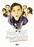 Malcolm in the Middle - The Complete First Season - movie DVD cover picture