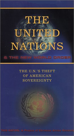 United Nations -  VHS -