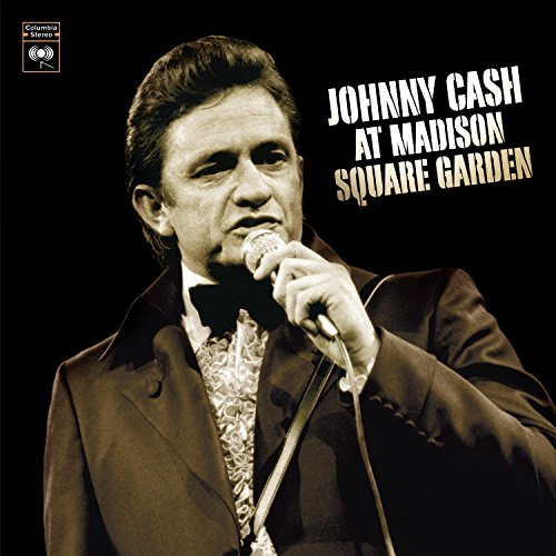 Johnny Cash - At Madison Square Garden - Zortam Music
