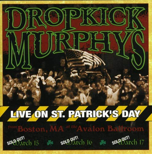 St Patricks Day Live