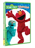 Sesame Street - Elmocize - movie DVD cover picture