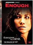 Enough - movie DVD cover picture