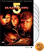 Buy B5 the complete first season on DVD to help support TrekWeb!