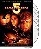Babylon 5 - The Complete First Season - movie DVD cover picture