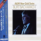 Cubierta del álbum de A&M Gold Series - Burt Bacharach