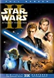 Star Wars - Episode II, Attack of the Clones (Full Screen Edition) - movie DVD cover picture