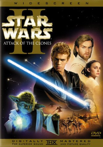 Star Wars: Episode II - Attack of the Clones / Звездные войны: Эпизод II - Атака клонов (2002)
