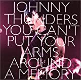 Pochette de l'album pour you can't put your arms around a memory DISC 1
