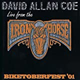 Album cover for Live From the Iron Horse