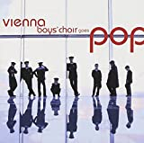 Skivomslag för Vienna Boys Choir Goes Pop
