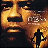 Pochette de l'album pour Remember the Titans