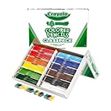 Crayola Colored Pencil Bulk, 240 Count Classpack, 12 Assorted Colors
