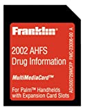 Franklin ADI-500729MCFP 2002 AHFS Drug Information MMC
