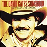Capa de David Gates Songbook