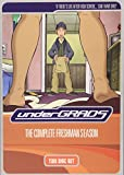 Undergrads - Complete First Season - movie DVD cover picture