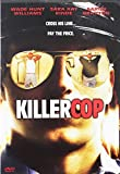 Killer Cop - movie DVD cover picture