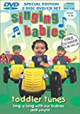 Singing Babies - Toddler Tunes - movie DVD cover picture