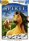 Spirit - Stallion of the Cimarron (Full Screen Edition) - movie DVD cover picture