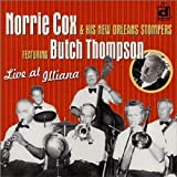 Norie Cox & His New Orleans Stompers featuring Butch Thompson: Live at Illiana