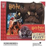 DVD : Harry Potter and the Sorcerer's Stone Gift Set With Fluffy Collectible