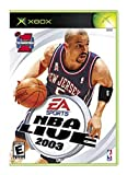 NBA Live 2003 by Electronic Arts