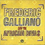 Album cover for Frederic Galliano and the African Divas