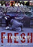 The Freshest Kids - A History of the B-Boy - movie DVD cover picture
