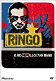 Ringo and His All-Starr Band - movie DVD cover picture