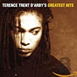Album cover for Terence Trent D'arby's Greatest Hits (Limited Bonus disc)