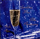 Sparkling Wine Blue Champagne