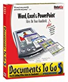 Documets To Go- View Word and Excel on your PDA