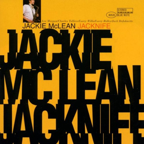 jackie mclean - jacknife (sleeve art)