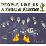 Cubierta del álbum de A Fistful of Knuckles