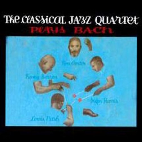 The Classical Jazz Quartet: Plays Bach