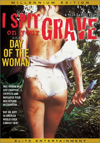 I Spit on Your Grave Movie Details