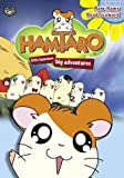 Hamtaro - Ham-Ham Head Seaward - movie DVD cover picture