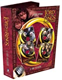 Lord Of The Rings 2 CD Cardz
