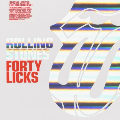 The Rolling Stones - 40 Licks (Disk 1) - Zortam Music